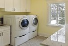 Abernethy Laundry renovations 2